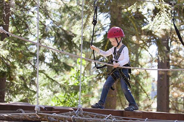 Ozark Mountain Ziplines at Eureka Springs