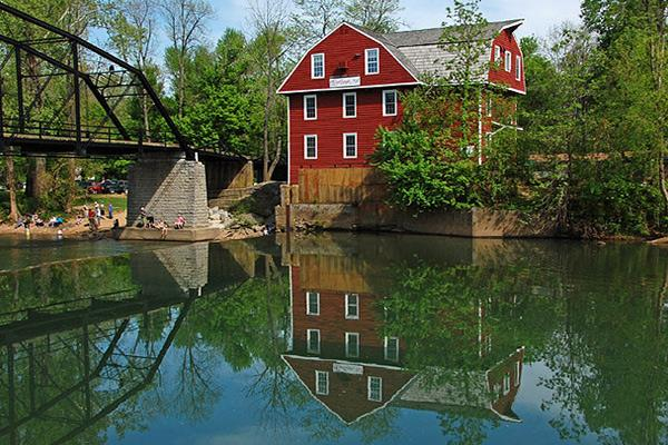 Ozark War Eagle Mill