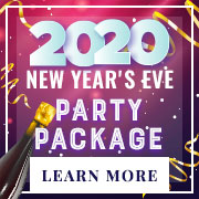 New Year's Eve Party at Eureka Springs