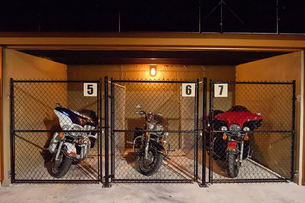 Motorcycle Package at Eureka Springs Hotel, Arkansas