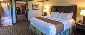 Best Western Inn of the Ozarks Spacious Rooms